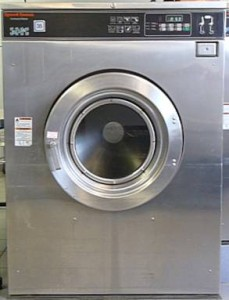 80 lb Coin-Op Washer-Extractor
