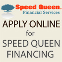 Speed Queen Financing - click to learn more