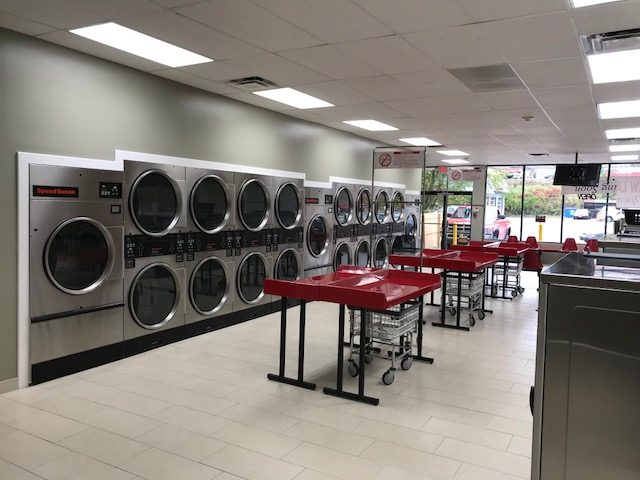 Laundromat Projects Statewide Machinery