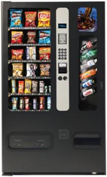 Perfect Break Systems Snack Machine